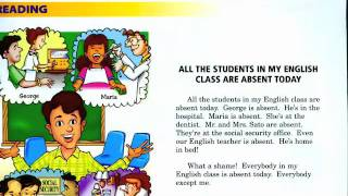 Beginner English Lesson, Side by Side 1, Lesson 2 by English Punch