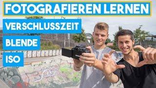 Fotografieren lernen für Anfänger und Profis mit der Spiegelreflexkamera