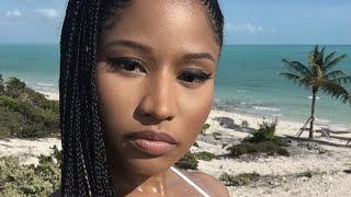 "Nicki Minaj ""Confirms She's Single Breaks Up With Meek Mill On New Years"""
