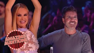 UNFORGETTABLE Britain's Got Talent: The Champions Auditions You MUST WATCH!   Amazing Auditions