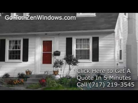 Window Replacement Campbelltown PA | (717) 219-3545 | Replacement Windows