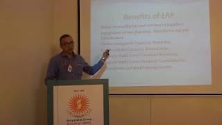 Lecture by Prof Dr. Gopal Jahagirdar