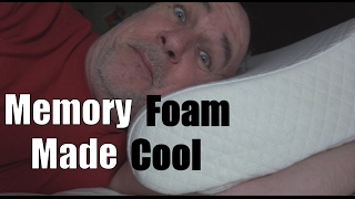 Linkyo Ventilated- Coolest Memory Foam Pillow | EpicReviewGuys