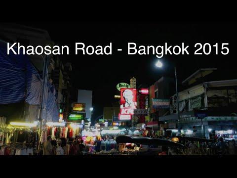 Khaosan Road, 5 Things to do - Feb 2015