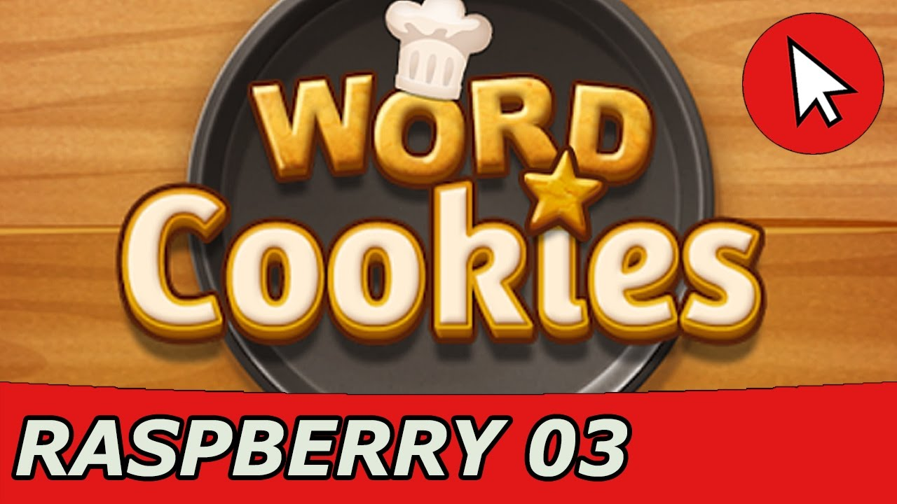 Word Cookies Raspberry 3 Answers Guide Android Ios Youtube