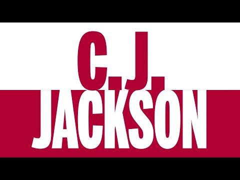 C.J. Jackson NCAA Tournament Flash Card