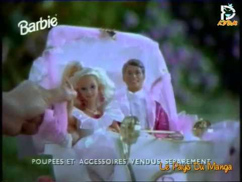 Pub mattel barbie caleche de reve lpdm youtube - Barbie caleche ...
