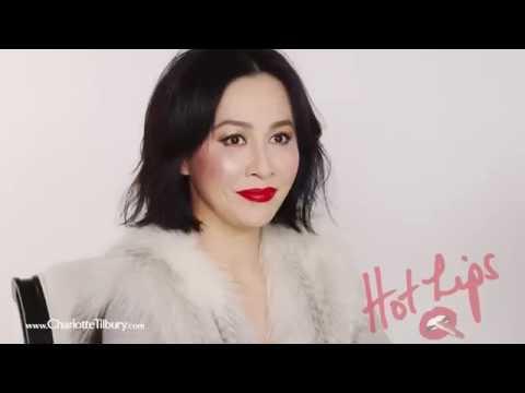 Hot Lips Lipstick feat. Carina Lau : Carina's Love | Charlotte Tilbury