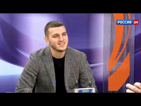 Интервью о системе лояльности UDS GAME на канале РОССИЯ24.Кудымов Александр.