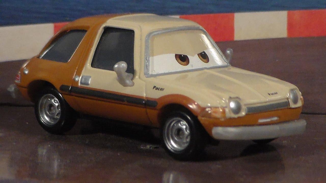 CARS 2 Mattel Disney Pixar TUBBS PACER