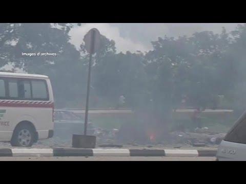 Nigéria, ATTAQUE DE BOKO HARAM À MAIDUGURI