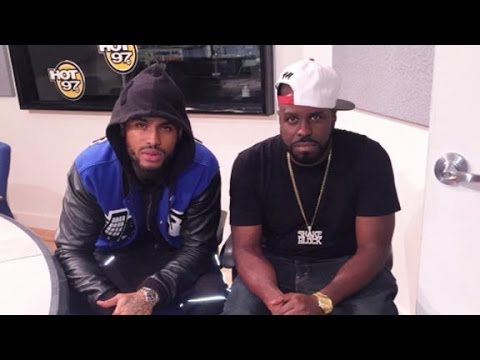 43267bf1 Dave East Freestyles On Funk Flex Part 3! - YouTube