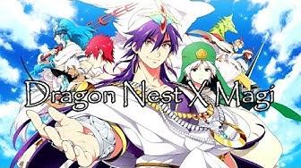 DRAGON NEST X MAGI - (Costume MOD)