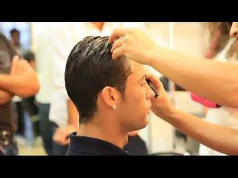 Cristiano Ronaldo Making Of Pro Evolution Soccer YouTube - Hairstyle cr7 2012