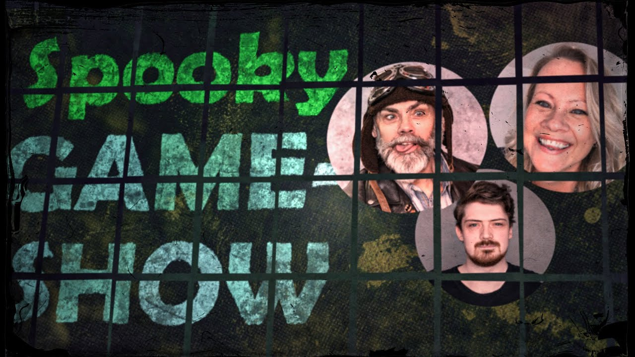 Spooooky Gameshow Special with Mad Eye Moss, Evil Tony and Timsei | Adobe Live
