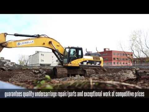 Undercarriage Repair Services & Bulldozer, Excavator, Skid Steer Parts  Supplier in Chalfont, PA