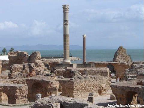 Экскурсия в Карфаген, Сиди-абу-Саид, г.Тунис, музей Бардо. Sidi Abu Said, .Carthage, Bardo