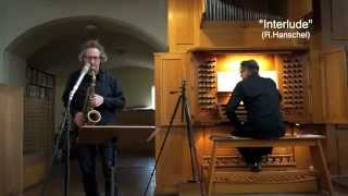 "Roger Hanschel & Stefan Horz ""Interlude"" + ""Change follows vision"""