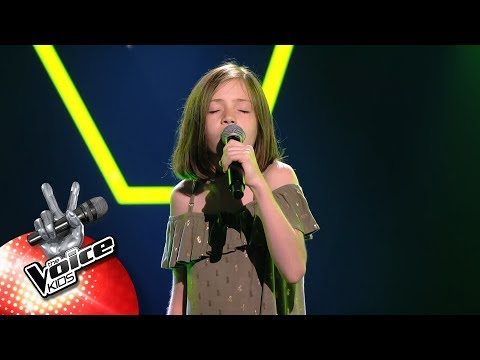 Helena - 'Ship To Wreck' | Blind Auditions | The Voice Kids | VTM