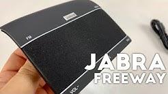 Jabra Freeway Bluetooth in-Car Speakerphone Review