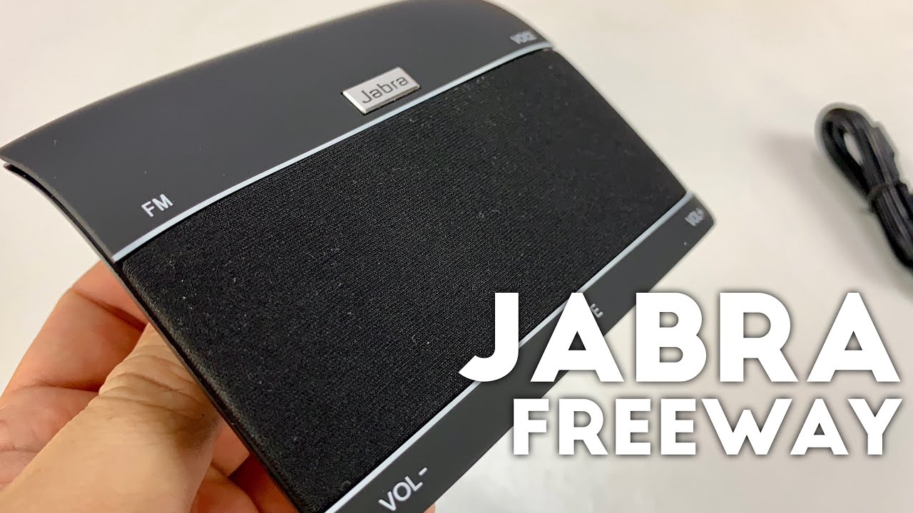 Jabra Freeway Bluetooth In Car Speakerphone Review