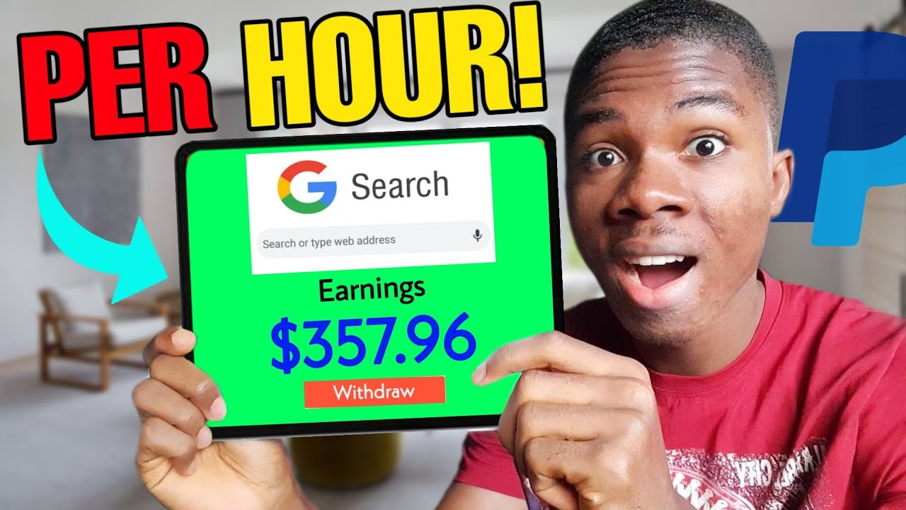 Earn $350+ Per HOUR Just Searching Google !! (Make Money Online)