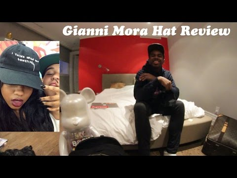 "Gianni Mora ""I Think About You Sometimes"" Summer Note Hat Review With @GotSweige"
