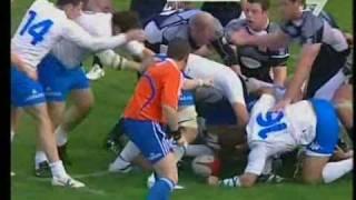 6 Nazioni 2008 Italia Scozia - Drop di Marcato