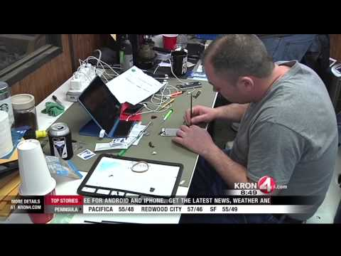 Startup Repairs Water Damaged Electronic Devices