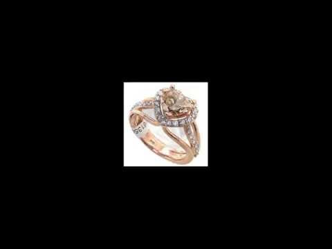Infinity Promise Rings For Couple