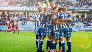 IFK Göteborg - Alla 38 mål i allsvenskan 2018