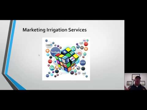Marketing Irrigation Services