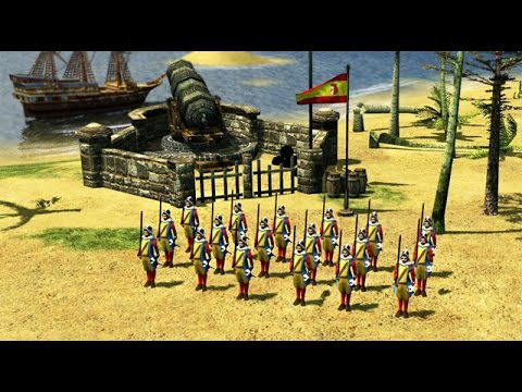 Age of Empires 3 - Best ATTACK Strategy