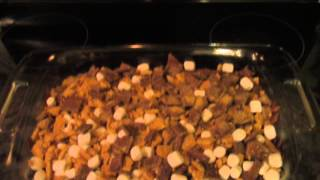 S'more Brownie Recipe