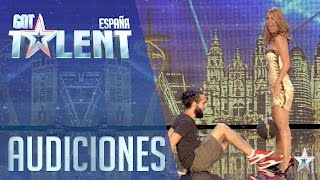 Got Talent Pase de oro