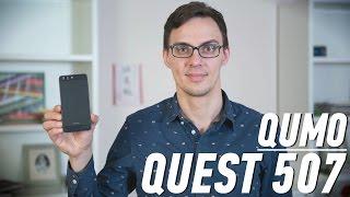Qumo Quest 507: обзор смартфона