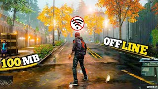 Top 10 OFFLINE Games for Android |Under 100Mb| 2019