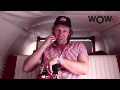 Tony Law's Campervan Confessions
