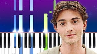 """How to play """"shut up"""" by greyson chance piano tutorial played will mcmillanarranged and recorded mcmillanhttps://www.instagram.com/willmcmillan/..."""