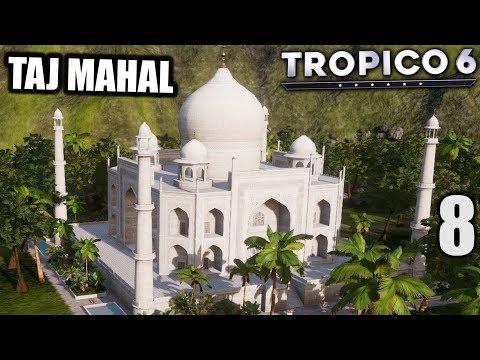 Tropico 6 - 8 - Taj Mahal rauben - [ Tropico 6 Deutsch Gameplay   Closed Beta]  