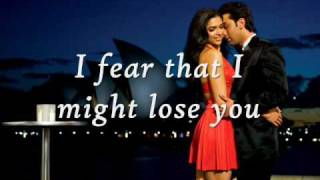Khuda jaane from bachna ae haseeno is my most favourite indian song so far, i don't own this song...
