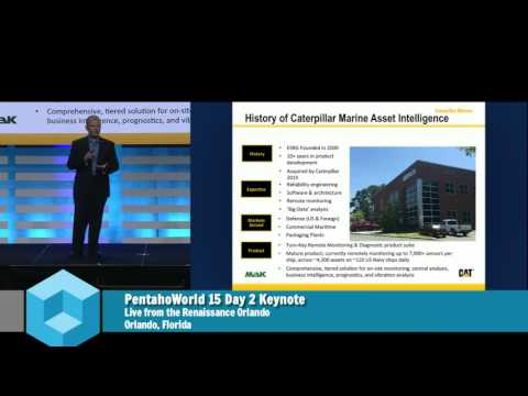 Keynote Day 2 - PentahoWorld 2015 - theCUBE - #PWorld15