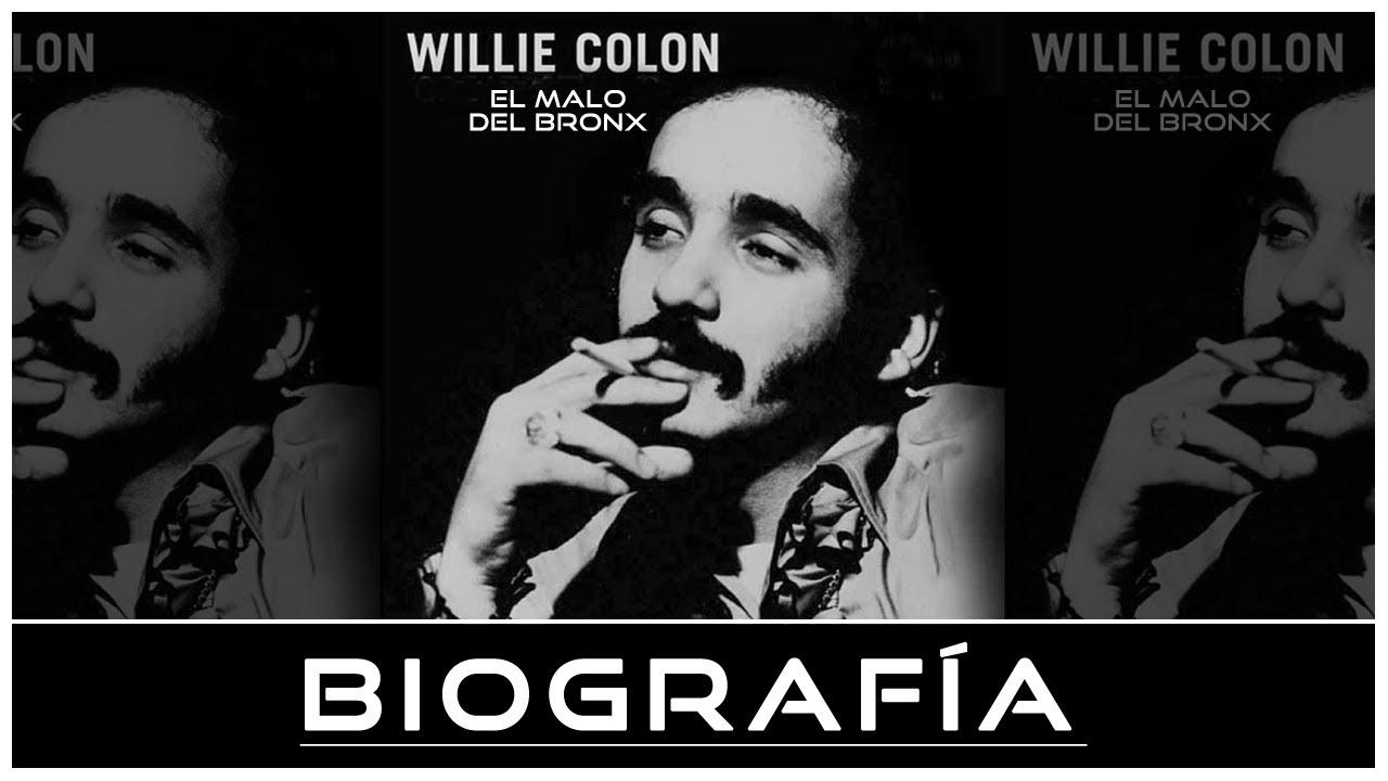 Willie Colón (El Malo Del Bronx) - Audiobiografía