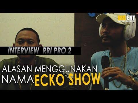 Interview Bareng Ecko Show | Radio RRI Pro 2 Sungailiat Part 1