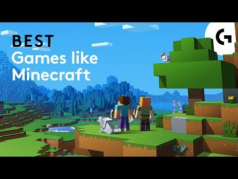 10 Best Games Like Minecraft
