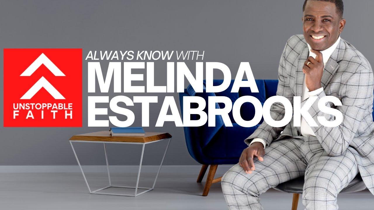 Always Know | Melinda Estabrooks