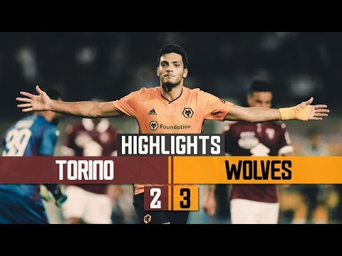 Wonderful Jimenez solo goal! Torino 2-3 Wolves | Highlights
