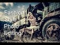 Lightroom Photo Editing - Fashion Style Photography