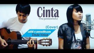 Vina Panduwinata - Cinta (cover)