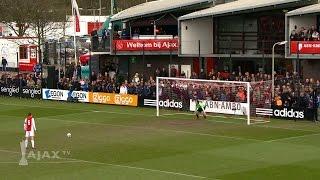 Ajax verliest penaltyreeks van Anderlecht